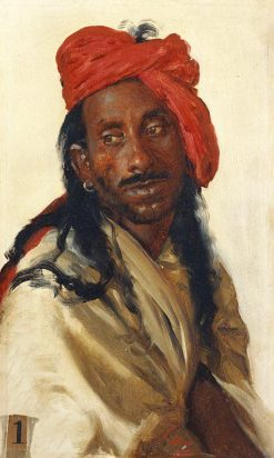 Bala   Rudolph Swoboda   Oil Painting