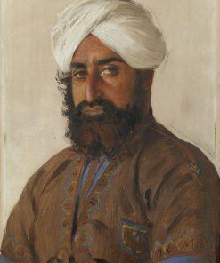 Bahar Shah | Rudolph Swoboda | Oil Painting