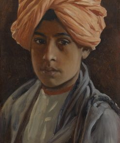 Ghulam Hassan   Rudolph Swoboda   Oil Painting