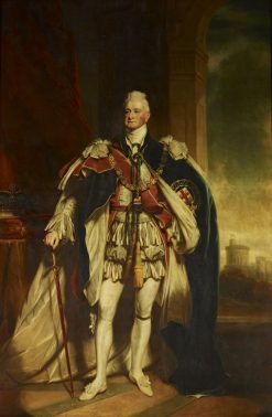 William IV (1765-1837) | Alexander Glasgow | Oil Painting