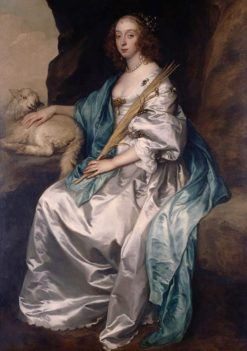 Lady Mary Villiers
