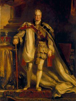 King William IV (1765-1837) | David Wilkie | Oil Painting