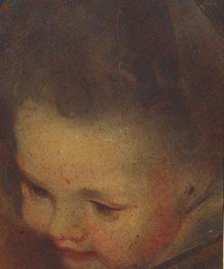 Head of an Angel | Federico Barocci | Oil Painting