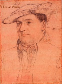 Sir Thomas Parry (c.1515-1560) | Hans Holbein the Younger | Oil Painting