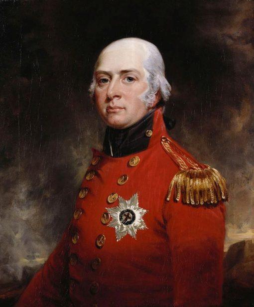 Edward Duke of Kent   John Hoppner   Oil Painting