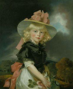 Princess Sophia (1777-1848) | John Hoppner | Oil Painting