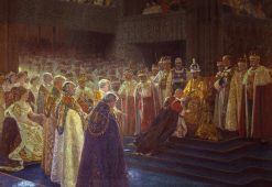 The Coronation of King George V; Edward