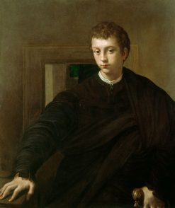 Portrait of a Young Nobleman | Parmigianino | Oil Painting
