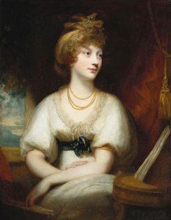 Princess Amelia | Sir William Beechey | Oil Painting