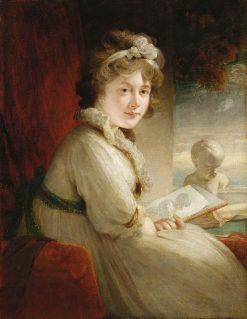 Princess Mary (1776-1857) | Sir William Beechey | Oil Painting