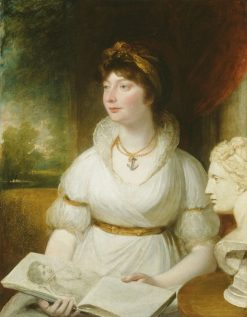 Princess Augusta (1768-1840) | Sir William Beechey | Oil Painting