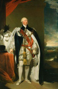 George III   Thomas Lawrence   Oil Painting