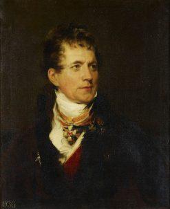 Frederick Baron von Gentz (1764-1832) | Thomas Lawrence | Oil Painting