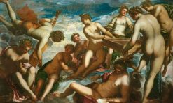 The Muses | Tintoretto | Oil Painting