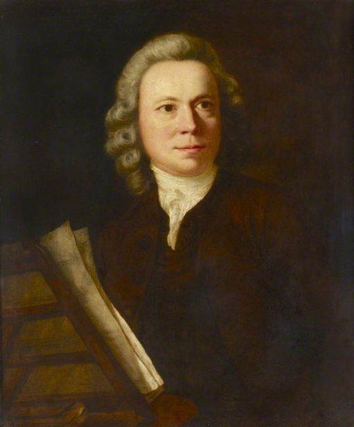 Called 'Johann Christoph Pepusch' | Sir Joshua Reynolds | Oil Painting