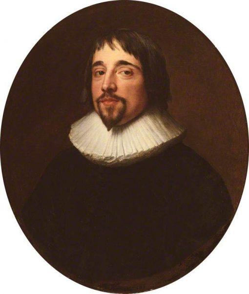 Baldwin Hamey Junior | Anthony van Dyck | Oil Painting