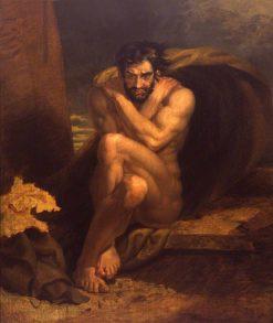 The Maniac | George Dawe | Oil Painting
