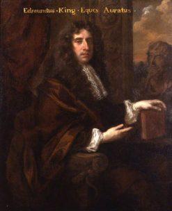 Sir Edmund King | Peter Lely | Oil Painting