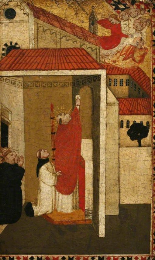 A Miraculous Mass: The Elevation of the Host | Italian School th Century   Unknown | Oil Painting