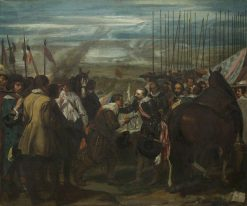 The Surrender of Breda (after Diego Velazquez) | John Phillip | Oil Painting