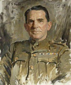 Lieutenant-Colonel J V McCormack