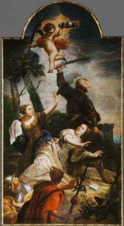 The Martyrdom of Saint Barbara | Gaspard de Crayer | Oil Painting