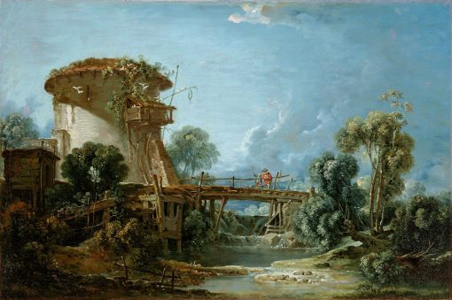 The Dovecote | Francois Boucher | Oil Painting