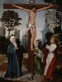 Crucifixion | Jan Provoost | Oil Painting