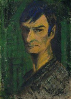 Self-Portrait | Otto Mueller | Oil Painting