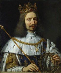Vincent Voiture as St Louis | Philippe de Champaigne | Oil Painting