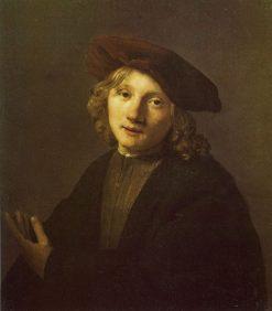 Portrait of Heyman Dullaert   Philips Koninck   Oil Painting