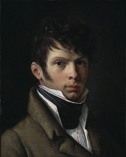 Portrait of Arnauld de Beaufort | Pierre Paul Prud'hon | Oil Painting