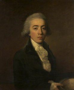 Portrait of a Gentleman | Gilbert Stuart | Oil Painting