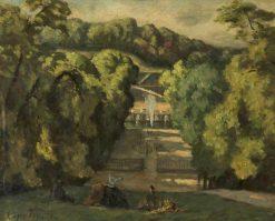 St Cloud | Roger Eliot Fry | Oil Painting