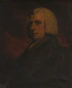 Portrait of a Bishop | Thomas Lawrence | Oil Painting