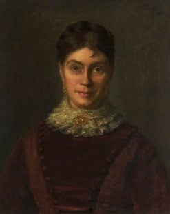 Mrs. Charles Henry | William Percy | Oil Painting