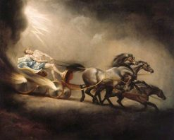 The Fall of Phaeton | George Stubbs | Oil Painting