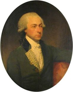 The Honourable Frederick Robinson (1746-1792) | Gilbert Stuart | Oil Painting