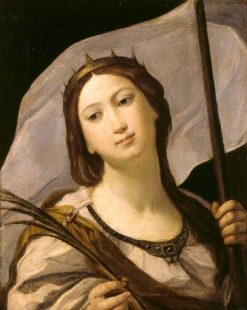 Saint Ursula | Guido Reni | Oil Painting