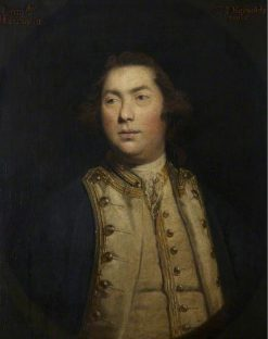 Commander John Harrison | Sir Joshua Reynolds | Oil Painting