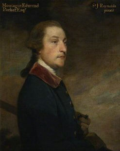 Montagu Edmund Parker of Whiteway | Sir Joshua Reynolds | Oil Painting