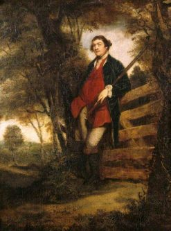 John Parker II | Sir Joshua Reynolds | Oil Painting