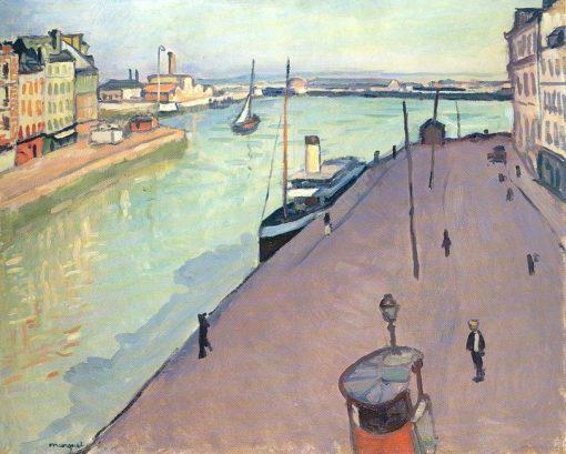Le Havre | Albert Marquet | Oil Painting