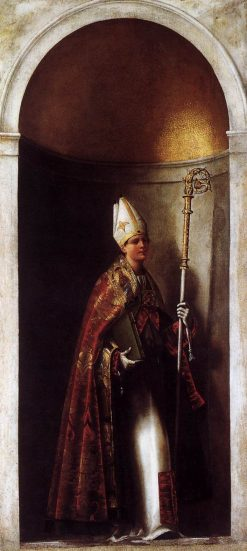 Saint Louis of Toulouse | Sebastiano del Piombo | Oil Painting