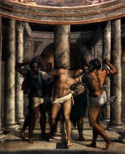 The Flagellation | Sebastiano del Piombo | Oil Painting