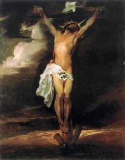 The Crucifixion | Anthony van Dyck | Oil Painting