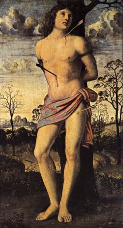 Saint Sebastian | Marco Basaiti | Oil Painting