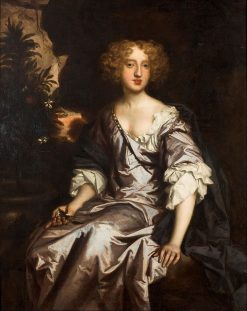 Lady Elizabeth Strickland | Peter Lely | Oil Painting