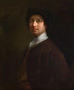 Self Portrait | Sir Joshua Reynolds | Oil Painting