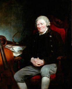 Bartholomew Johnson   John Jackson   Oil Painting